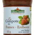 Compote Erdbeeren