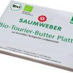 Bio-Tourier-Butter Platte 2 kg 10 kg Karton Bioland