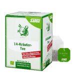 14-Kräuter-Tee Kräutertee Nr.1 bio 15 FB