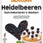 Heidelbeeren, gefriergetrocknet, BIO