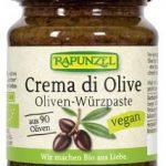 Crema di Olive, Oliven-Würzpaste
