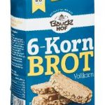 6-Korn Brot Vollkorn Demeter