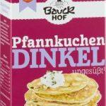 Dinkel Pfannkuchen Demeter
