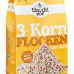 3-Korn Flocken Zartblatt Demeter