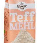 Teffmehl Vollkorn glutenfrei Bio