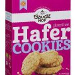 Hafer Cookies glutenfrei Bio