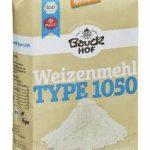 Weizenmehl Type 1050 Demeter