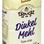 Dinkelmehl Type 630 hell Demeter