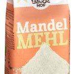 Mandelmehl glutenfrei Bio