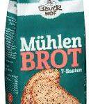Mühlenbrot glutenfrei Bio