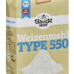 Weizenmehl Type 550 Demeter