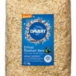demeter Echter Basmati Reis Vollkornreis Fairtrade 1kg
