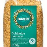 Goldgelbe Leinsaat 250g