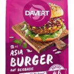 Asia Burger 160g