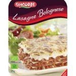 BIO Lasagne Bolognese, 375g-Schale