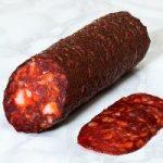 Chorizo-Salami Salami nach spanischer Art