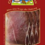 Bauernschinken aus der Schweineschulter
