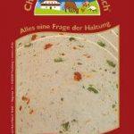 Geflügel-Paprikawurst Fleischwurst, geschnitten