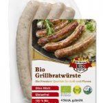 Bio Grillbratwürste