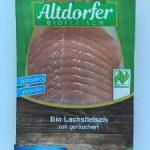 Bio Lachsfleisch 75g