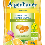 Ingwer  Limette/ Orange Bio-Bonbons