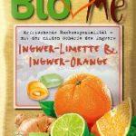 Ingwer-Limette/Orange