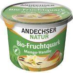 AN Bio Fruchtquark Mango-Vanille 20%