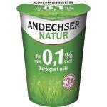 Bio Jogurt Natur mild 0,1%