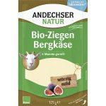 Bio-Ziegen Bergkäse 48% Scheiben