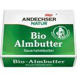 Bio Almbutter
