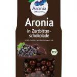 Aroniabeeren in Zartbitterschokolade Bio FHM