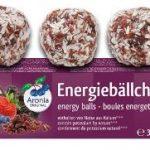 Aronia Energiebällchen Bio FHM