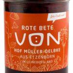 Rote Beete VON Hof Müller Oelbke