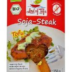 Veganes Soja-Steak