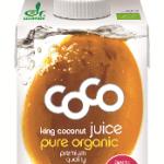 Coco Juice KING COCONUT Pur  500ml