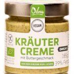 Bio Kräutercremeaufstrich mit Buttergeschmack
