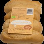 Baguette Brötchen, 4 Stück