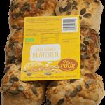 Käse Kürbis Brötchen, 6 Stück
