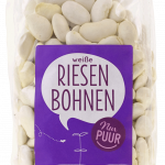 Weiße Riesenbohnen