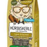 Geröstete Bio-Kürbiskerne veredelt mit Ingwer & Karamell