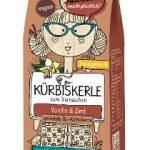 Geröstete Bio-Kürbiskerne veredelt mit Vanille & Zimt