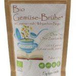 Bio Gemüse-Brühe ohne Salz ohne Hefe, ohne Zusatzstoffe, vegan im Nachfüllpack
