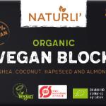 Naturli' organic vegan block 200g
