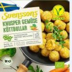 Svenssons Knusper Gemüse Köttbullar