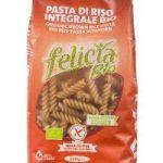 Felicia Bio Vollkornreis Fusilli 250g