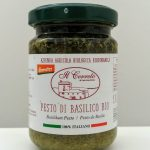 Pesto Basilico Demeter 130 g