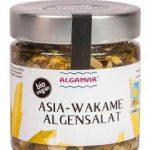 Asia-Wakame-Algensalat
