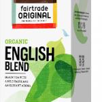 Biologischer English Blend Tea, 20 Beutel, Fairtrade