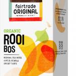 Biologischer Rooibos Tee, 20 Beutel, Fairtrade