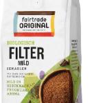 Biologischer Kaffee gemahlen, Filter Mild, 250g